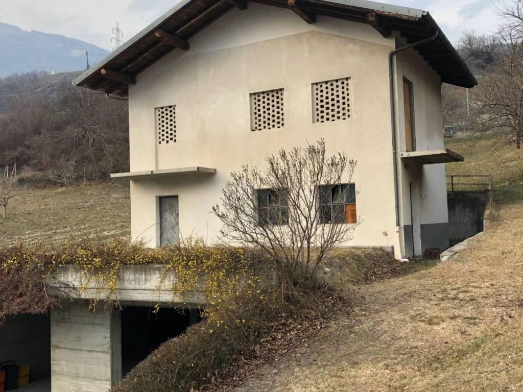 foto  Farmhouse frazione Champlan, Verrayes