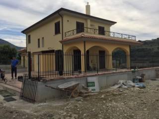 Foto - Villa bifamiliare, nuova, 90 mq, Giungano