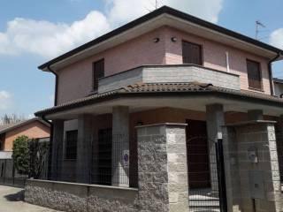 Photo - Single family villa, excellent condition, 130 sq.m., Granozzo con Monticello