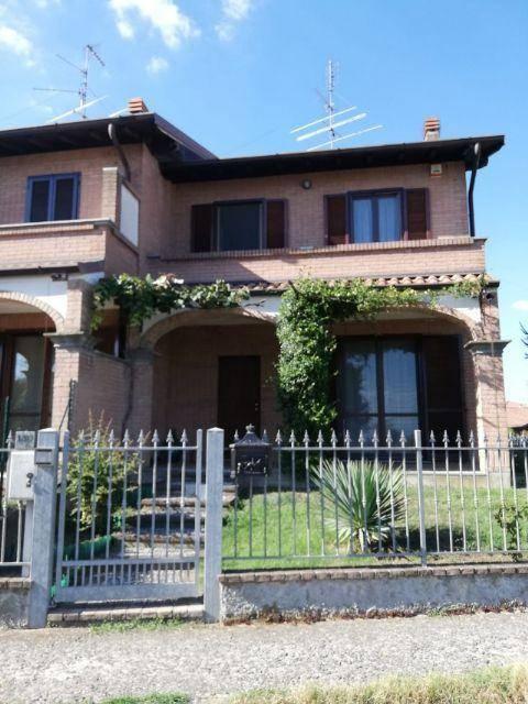 foto  Villa a schiera via Della Chiesa, Magherno
