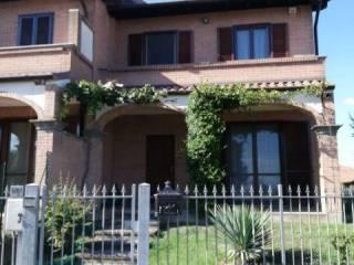 Foto - Villa a schiera via Della Chiesa, Magherno