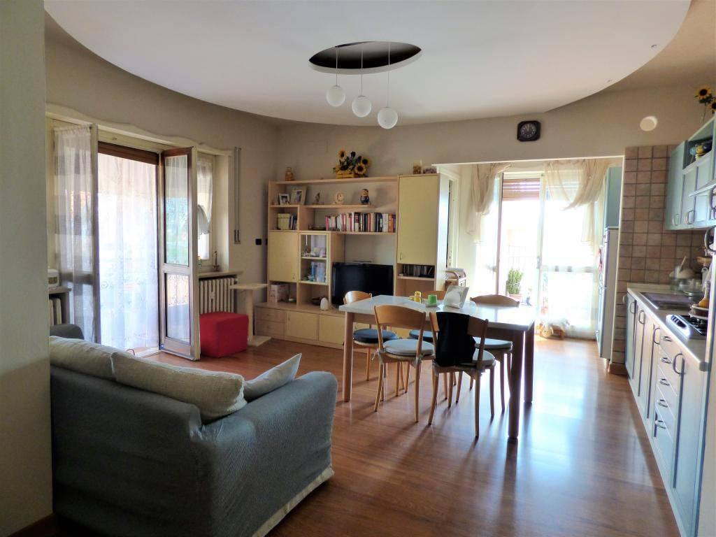 foto Zona giorno 4-room flat via Divisione Cuneense 6, Costigliole Saluzzo