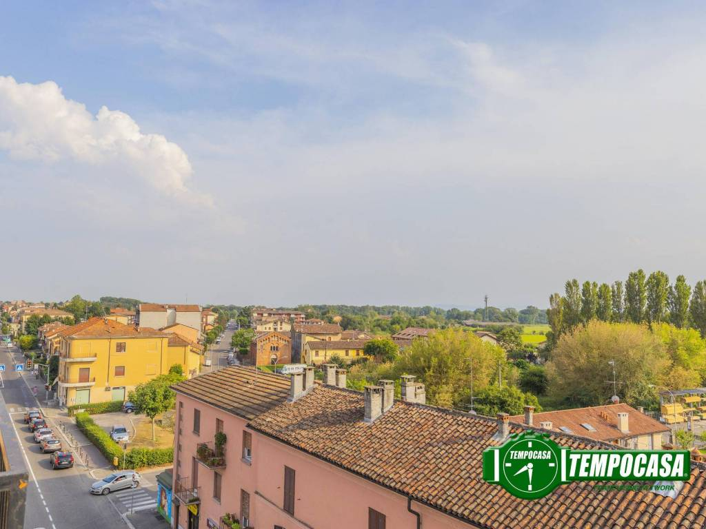 foto Vista Trilocale viale Cremona, Pavia