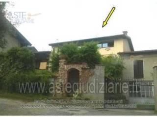 Foto - Casa indipendente all'asta via Moniga del Bosco 34, Muscoline