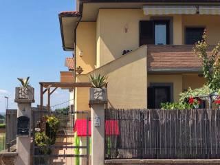 Foto - Villa a schiera via Bachelet 4, Bomarzo