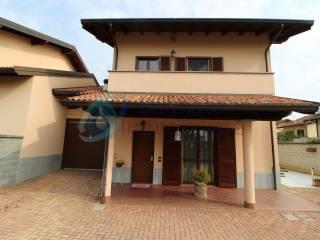 Foto - Villa unifamiliare via Monsignor A  Rastelli, Borgo Vercelli