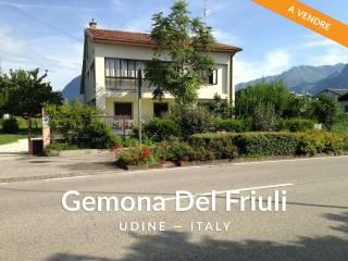 Foto - Villa plurifamiliare via Osoppo 166, Gemona del Friuli