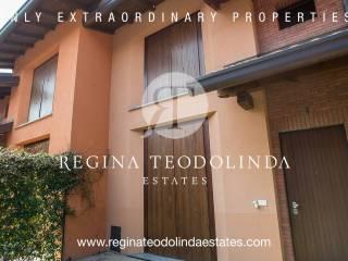 Foto - Villa a schiera via Mezzanella, Rovellasca