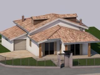 Photo - Single family villa, new, 205 sq.m., Viguzzolo