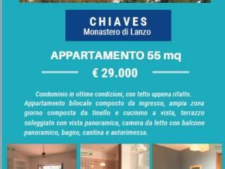 Photo - 2-room flat via della Fontana, Chiaves, Monastero di Lanzo