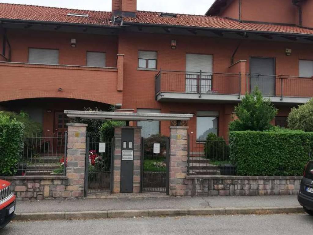 foto immobile Terraced house via Cesare Abba, Piossasco
