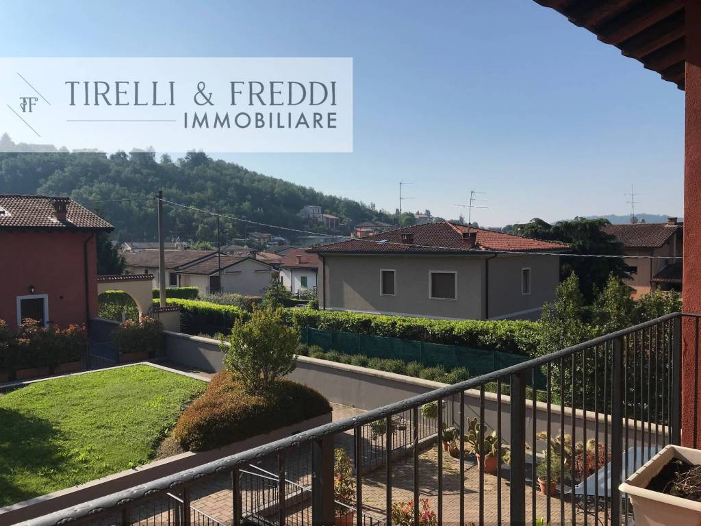 foto Vista Trilocale via Foina, Monticelli Brusati