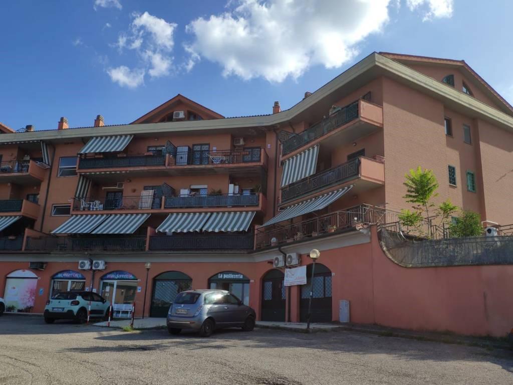 foto esterno T3 via Lago di Bracciano, Monte Compatri