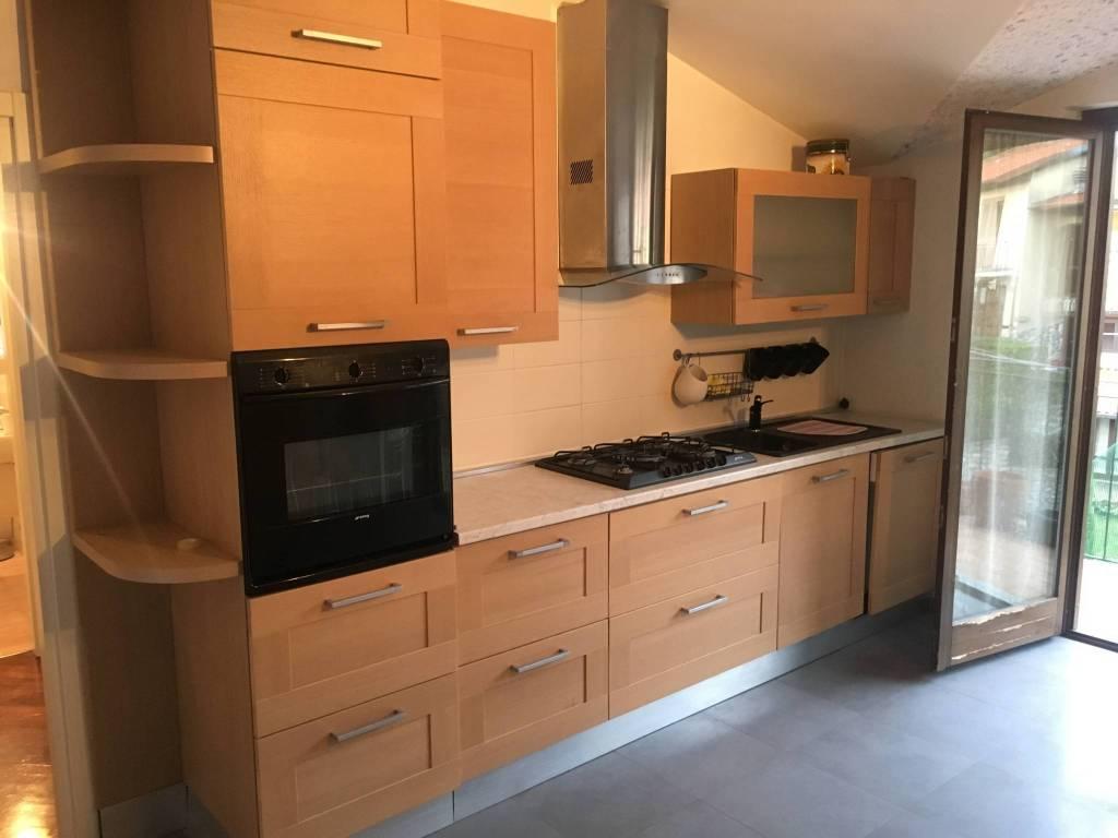 foto cucina 2-room flat via per Montano, San Fermo della Battaglia