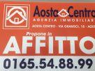 Attico / Mansarda Affitto Gressan