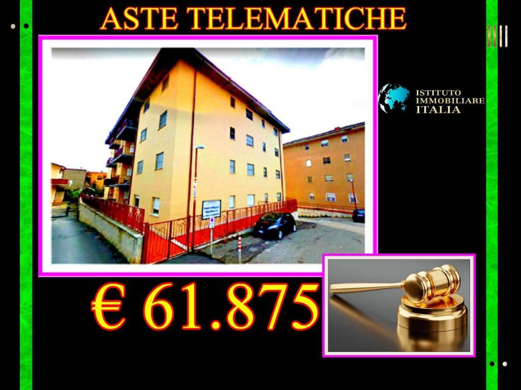 foto ESTERNO Appartamento all'asta via P  Ghignoni 7, Tarquinia