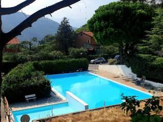 Foto - Villa a schiera via della Pineta, Finale Ligure