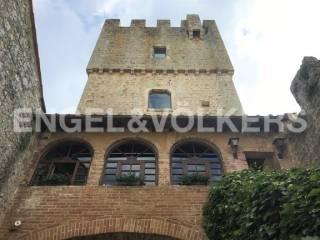 Foto - Terratetto unifamiliare Strada della Villa, Monteriggioni