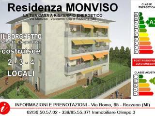 Photo - 4-room flat via Monviso, Rozzano