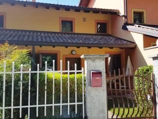Photo - Terraced house 3 rooms, excellent condition, Santa Cristina, Borgomanero