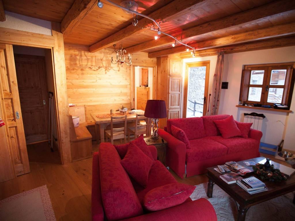 foto  2-room flat frazione Bessen Alto, Sauze di Cesana