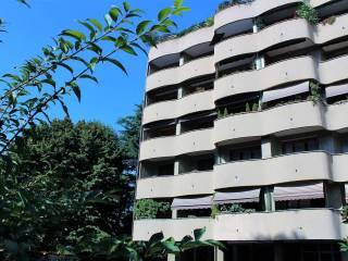 Foto - Quadrilocale via Ottorino Respighi 8, Cazzaniga - Ospedale, Monza