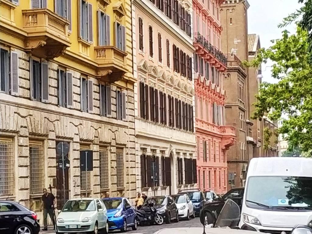foto 01 Quadrilocale via Sallustiana, Roma