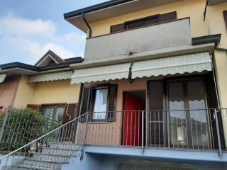 Photo - Terraced house via Giosuè Carducci 13, Pieve Fissiraga