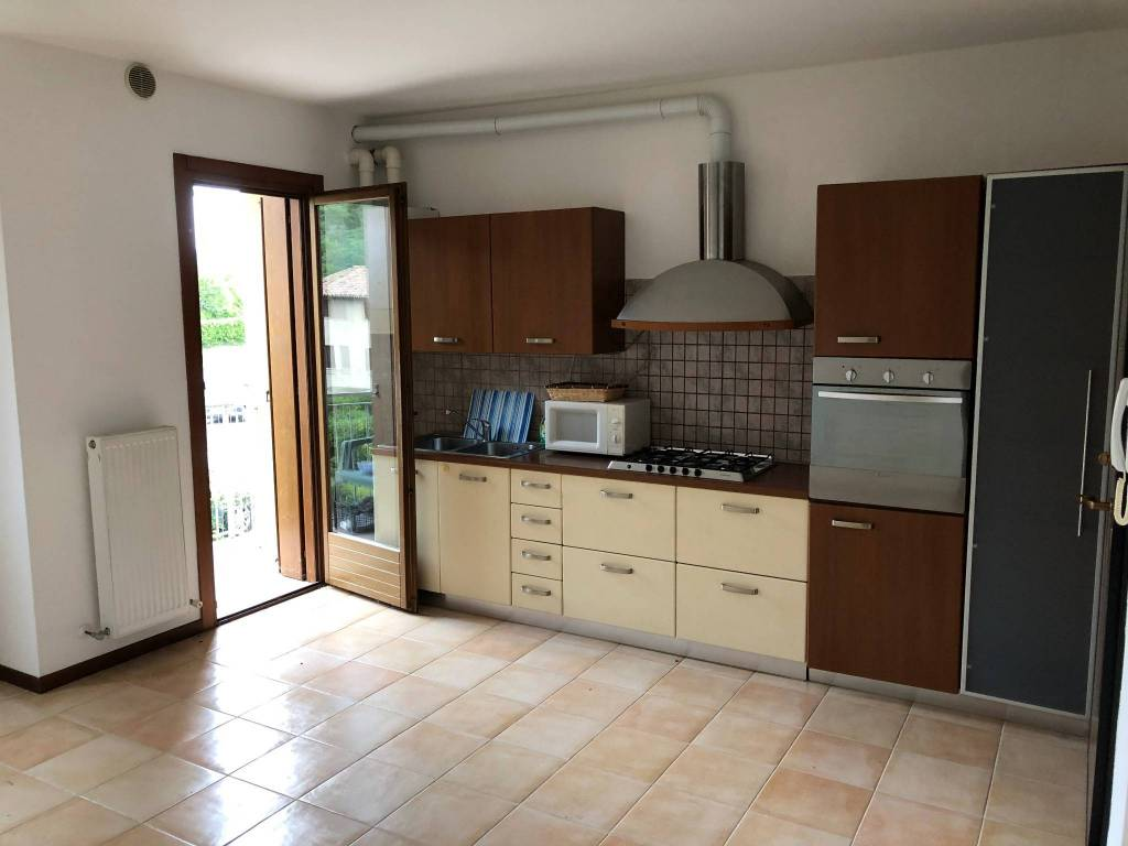 foto angolocottura 2-room flat via del Portego, Castelcucco