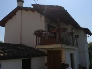 Foto - Terratetto unifamiliare 148 mq, buono stato, Tossicia