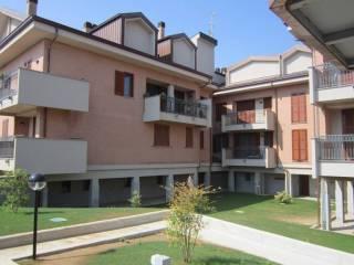Foto - Trilocale via Malpensata, Casalmaiocco