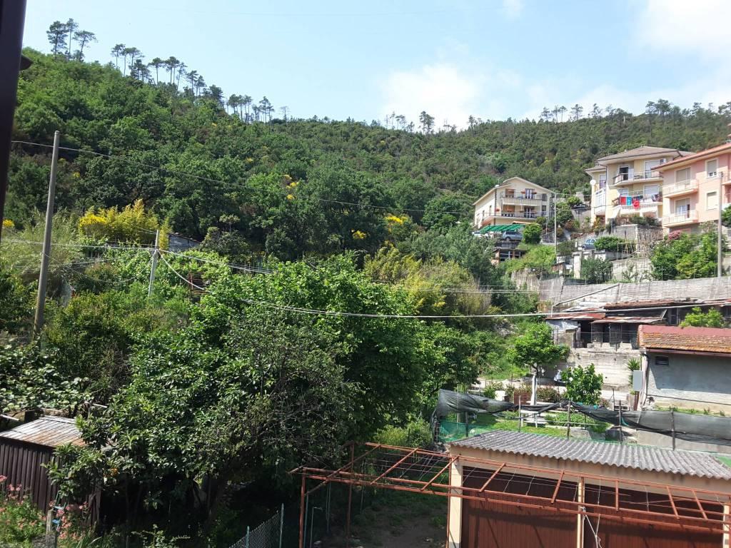 foto Vista. Two-family villa via Francolano 118, Casarza Ligure