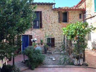 Foto - Wohnung via Quadrani Pompili 4, Paciano