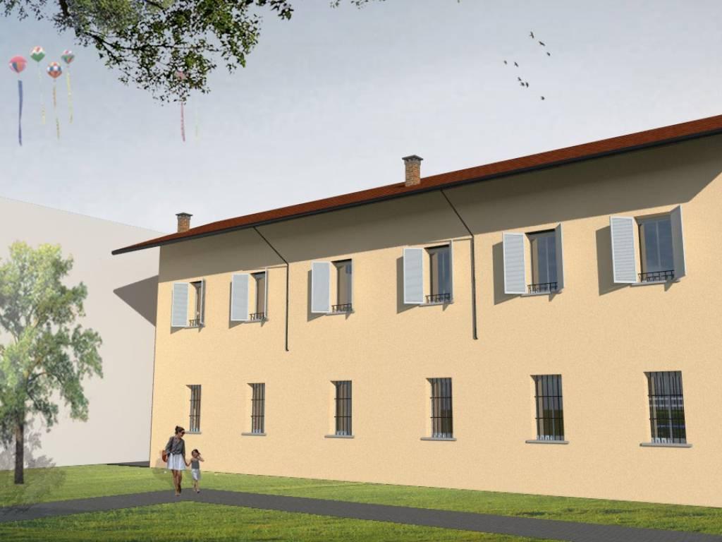 foto Progetto villa Single family villa via Milano 21, Masate
