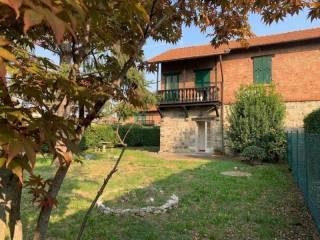 Foto - Villa bifamiliare via Sant'Alberto, Palazzolo sull'Oglio