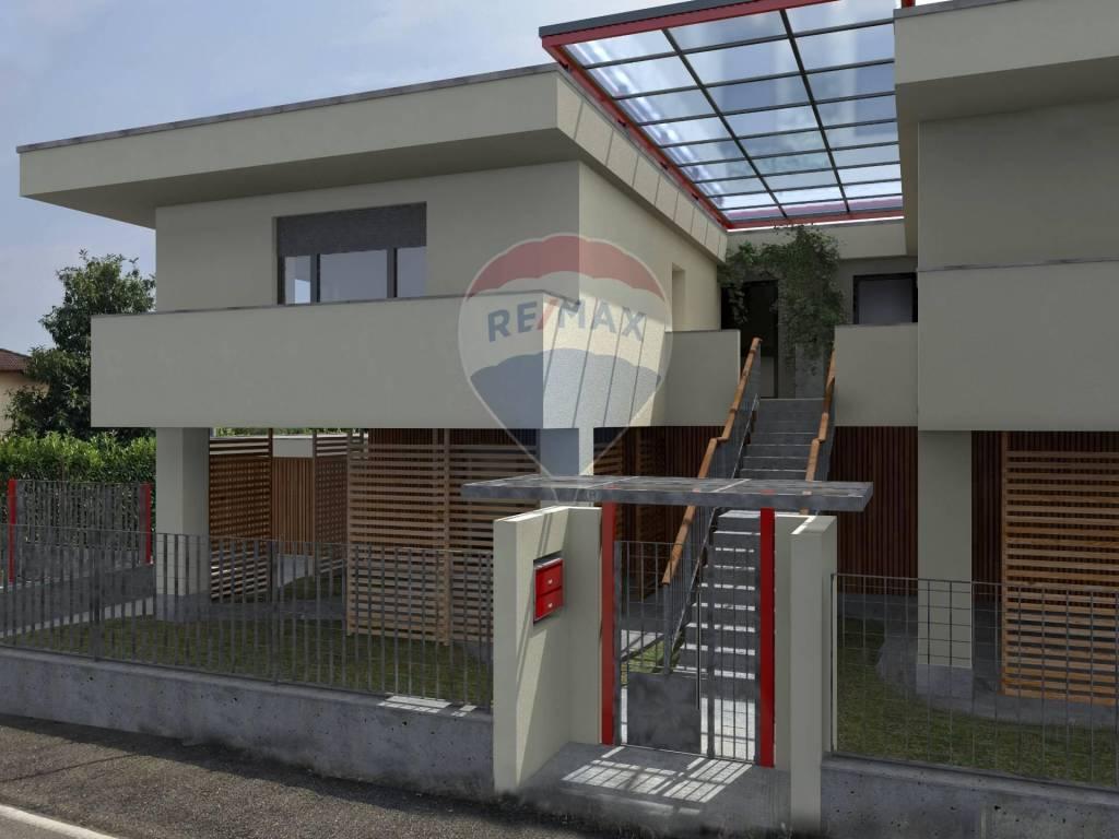 foto Foto 1 Two-family villa, new, 160 sq.m., Pregnana Milanese