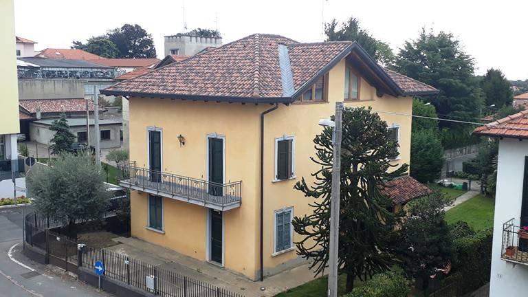 foto  Single family villa via Mercato, Appiano Gentile