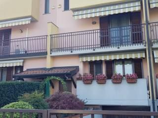Photo - Terraced house via Giovanni Falcone, Noviglio