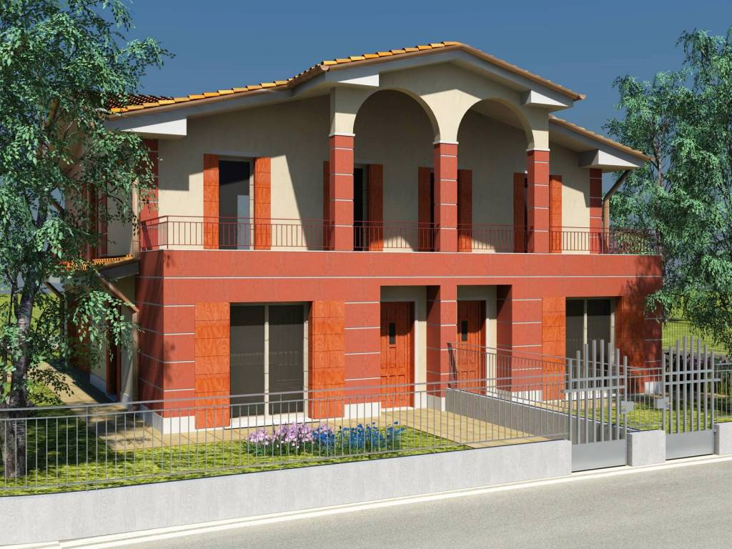 foto  3-room flat new, ground floor, Oppeano