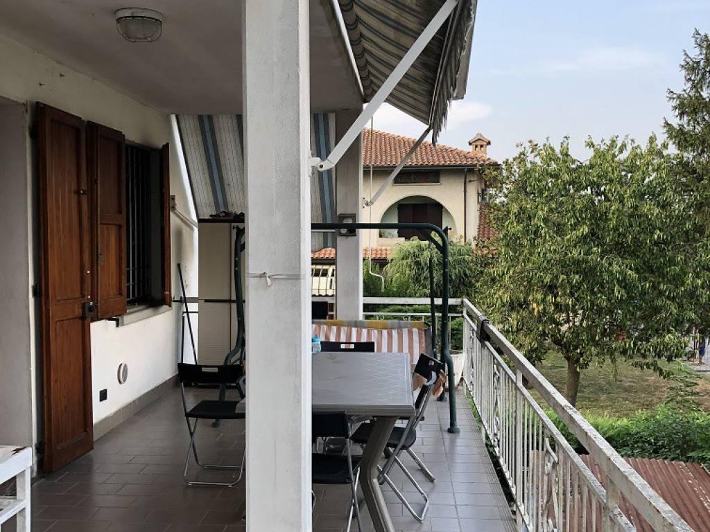 foto  Two-family villa via Bardello 1, Boretto