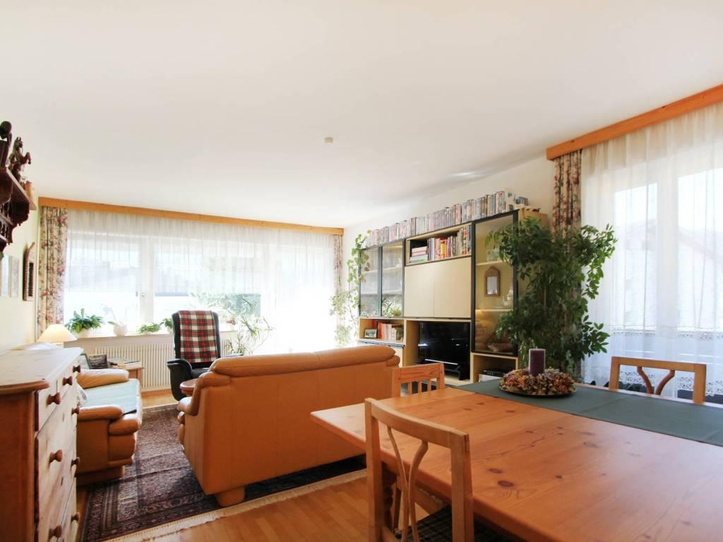 foto soggiorno 4-room flat via Sole 4, Brunico
