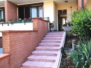 Photo - Terraced house via Alessandro Manzoni 15, Balbiano, Colturano