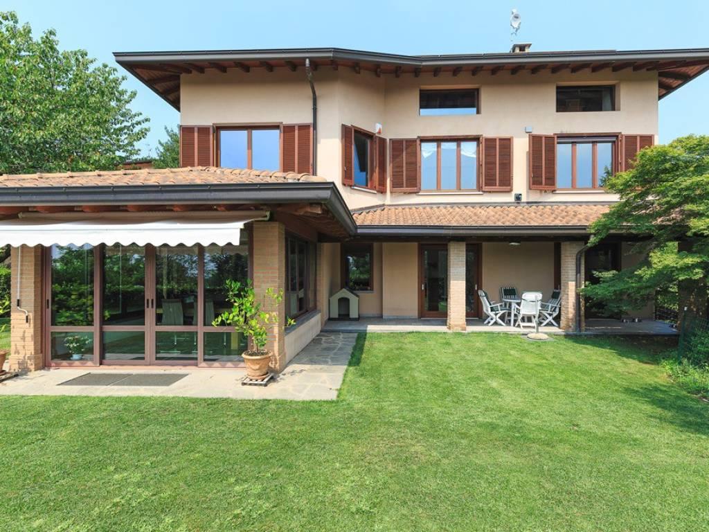 foto  Single family villa Strada Provinciale Garibaldina, San Fermo della Battaglia