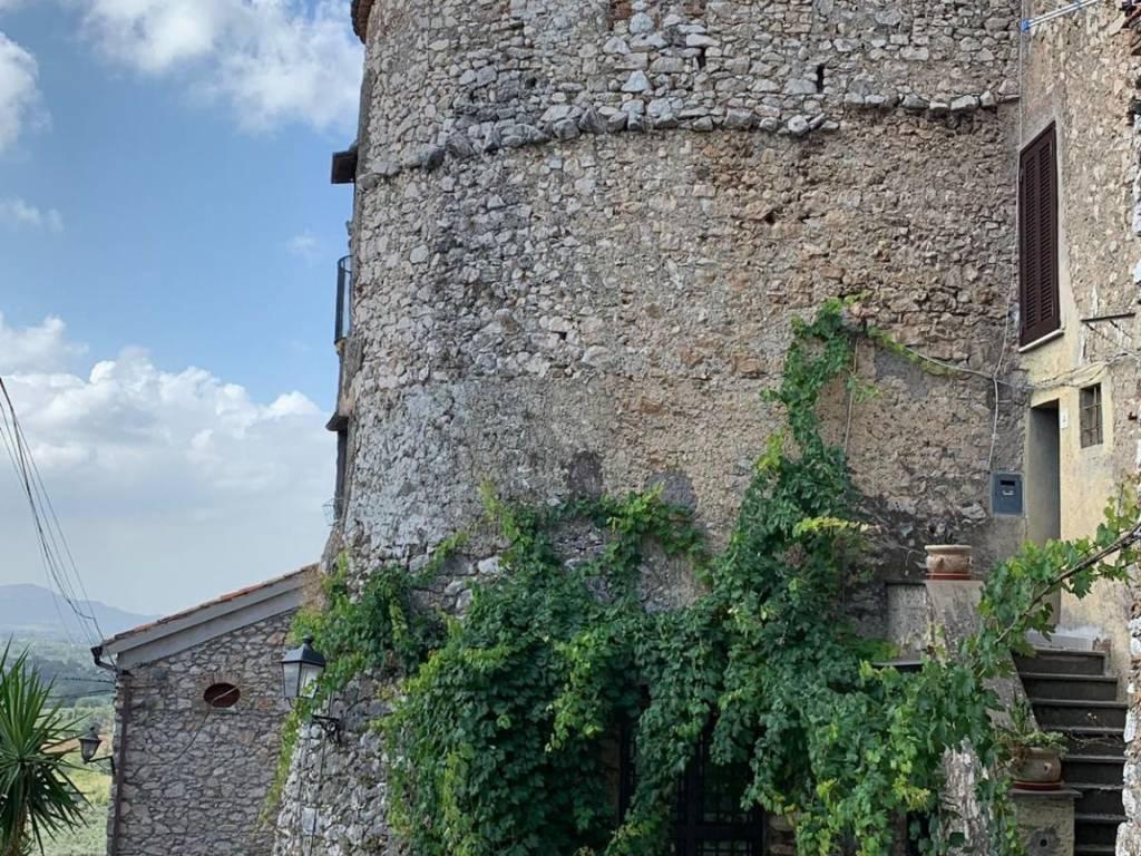 foto  Quadrilocale via Ludovico Prosseda, Moricone