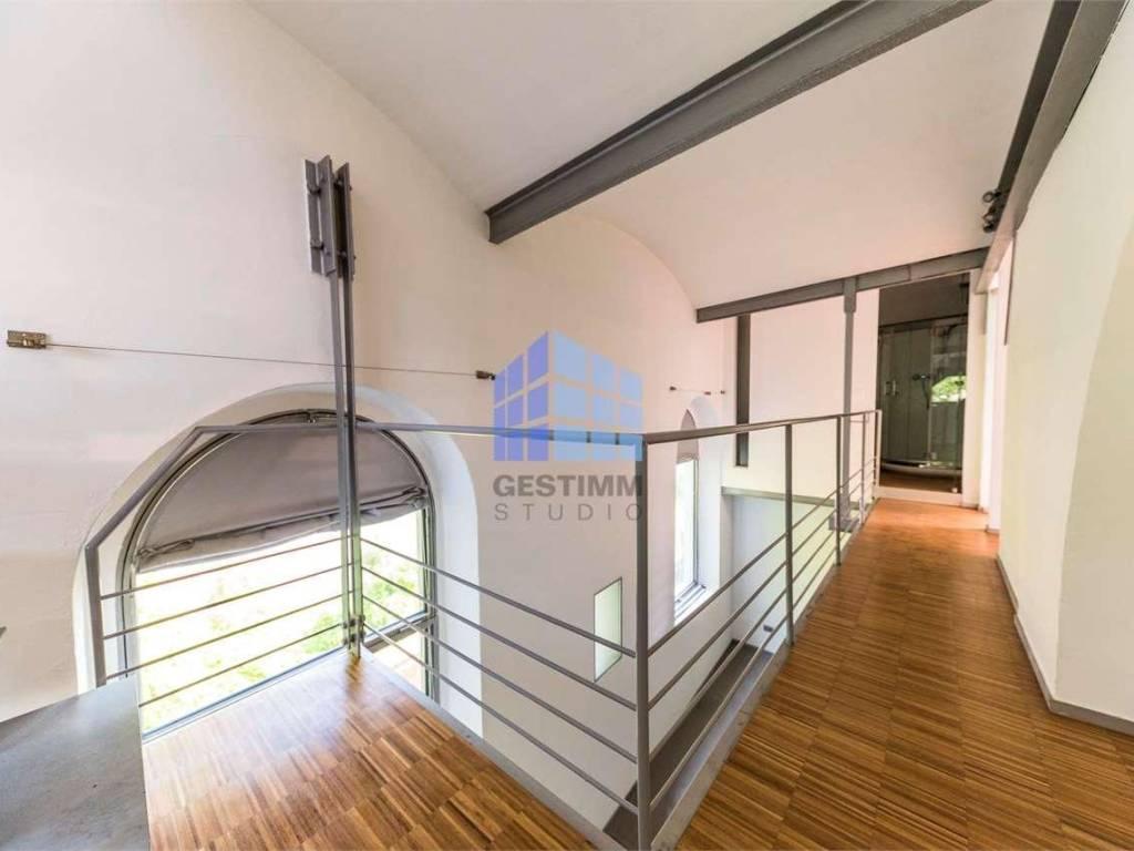 foto Soppalco Loft via Gerolamo Acerbis 8, Alzano Lombardo