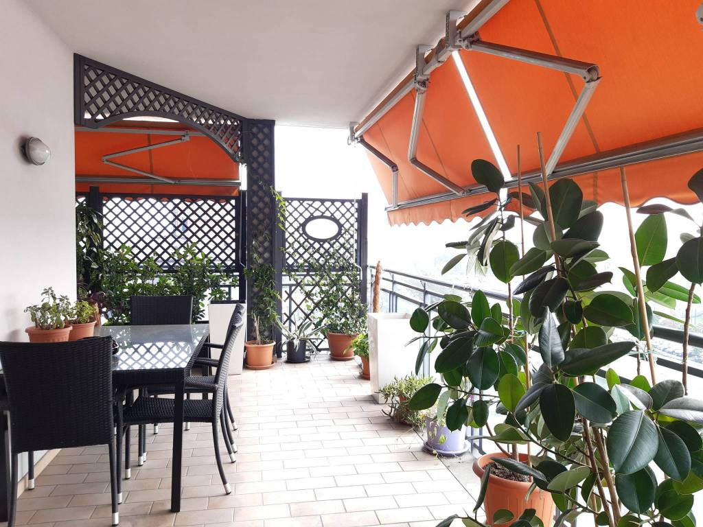 foto Terrazzo Penthouse via Druento 178, Venaria Reale