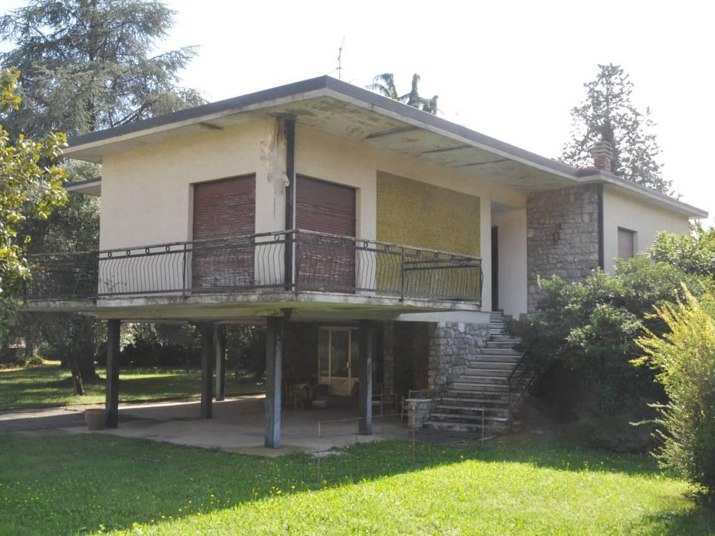 foto  Villa unifamiliare via Croce 12, Villanuova sul Clisi