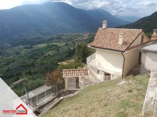 Photo - Single family villa, good condition, 140 sq.m., Pescosolido