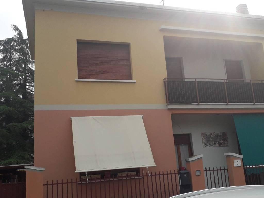 foto esterni Trilocale via Enea Guarneri 6, Brescia