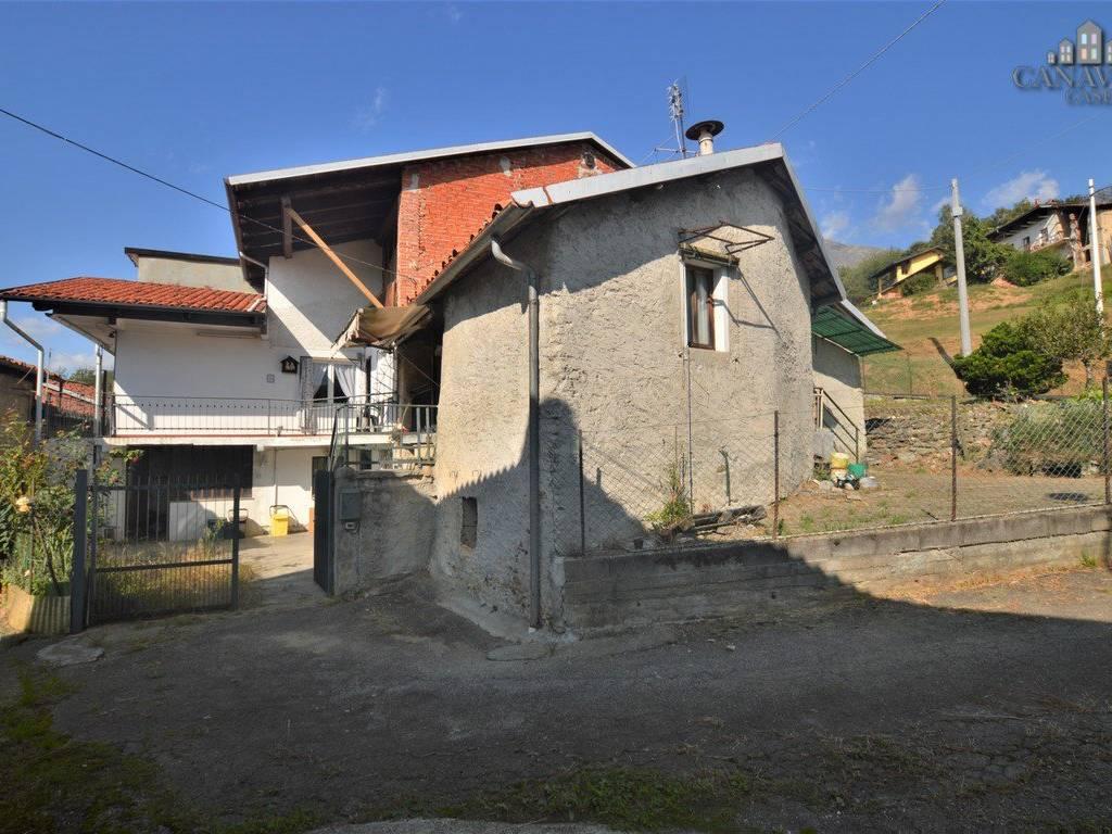 foto facciata Terratetto unifamiliare via Cervera 15, Colleretto Castelnuovo
